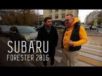 Большой тест-драйв SUBARU FORESTER 2016
