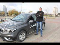 Видео тест-драйв Suzuki SX-4