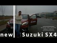 Тест-драйв Suzuki SX4 2016 Евгения Мельченко