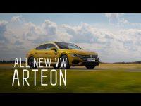 Большой тест-драйв Volkswagen Arteon