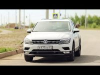 Тест-драйв Volkswagen Tiguan 2017