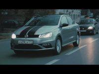 Обзор и тест-драйв Volkswagen Polo GT 2016