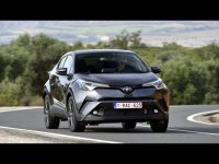 Видео тест драйв Toyota C-HR