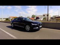 Тест-драйв Volvo S90