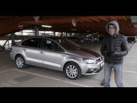 Тест драйв седана Volkswagen Polo GT