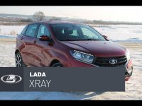 Тест драйв Lada Xray 1.8 от CarsGuru