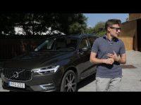Тест драйв Volvo XC60 2018