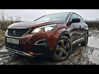 Видео обзор Peugeot 3008