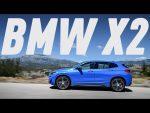 Большой видео тест-драйв нового BMW X2 от Стиллавина