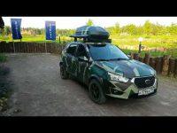 Экспериментальный Datsun mi-DO в видео тест-драйве от Майл.ру