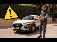 Тест-драйв Hyundai Kona от Павла Блюденова