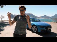 Тест-драйв и обзор Audi A7 2019 года от Павла Блюденова