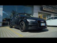 Видео тест-драйв Audi A3 G-tron от Anton Avtoman