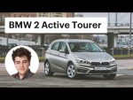 Видео тест-драйв BMW 2 Active Tourer от РБК