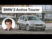 Видео тест-драйв BMW 2 Active Tourer от РБК