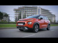 Видео тест-драйв Citroen C3 Aircross от канала Авто Плюс