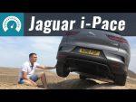 Видео тест-драйв электромобиля Jaguar i-Pace от InfoCar