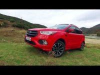 Видео тест-драйв кроссовера Ford Kuga от Авто Плюс