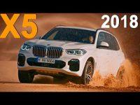 Видео тест-драйв нового БМВ Х5 от Александра Михельсона