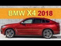 Видео тест драйв нового BMW X4 2018 года от Александра Михельсона