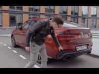 Видео тест-драйв нового BMW X4 от Павла Блюденова