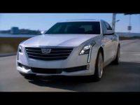 Видео тест-драйв нового Cadillac CT6 от Авто Плюс