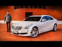 Видео тест-драйв нового Cadillac CT6 от Игоря Бурцева