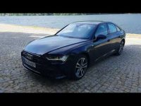 Видео тест-драйв новой Audi A6 от Майл.ру