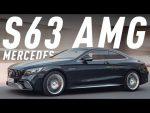 Большой тест драйв Mercedes AMG S63 4MATIC от Стиллавина