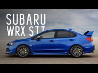 Большой тест драйв SUBARU WRX STI 2018 от Стиллавина