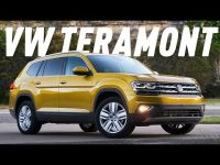 Большой тест драйв Volkswagen Teramont от Стиллавина
