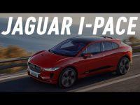 Большой тест-драйв электрического JAGUAR I-PACE 2018 от Стиллавина