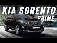 Большой видео тест-драйв KIA Sorento Prime от Стиллавина