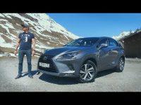 Тест Драйв обновленного Lexus NX 2018 - Игорь Бурцев