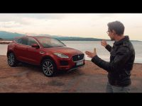 Видео обзор и тест-драйв нового Jaguar E-Pace от Павла Блюденова