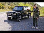 Видео тест-драйв Mercedes G-класс 2018 с Павлом Блюденовым
