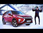 Видео тест-драйв Mitsubishi Eclipse Cross от Игоря Бурцева
