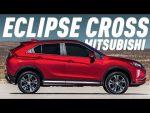 Видео тест драйв Mitsubishi Eclipse Cross от Стиллавина