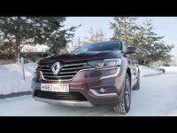 Видео тест-драйв Renault Koleos от канала АвтоПлюс