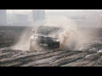 Видео тест драйв Toyota Land Cruiser 200 от Антона Воротникова