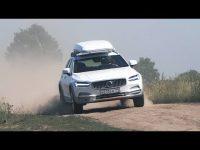 Видео тест-драйв Volvo V90 Cross Country от Антона Воротникова