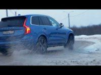 Видео тест драйв Volvo XC90 от Антона Воротникова