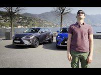 Видео тест-драйв и обзор Lexus NX 2018 года