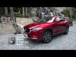 Видео тест-драйв и обзор нового кроссовера Mazda CX-5