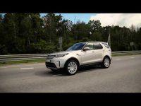 Видео тест-драйв нового Land Rover Discovery 5 от АвтоПлюс