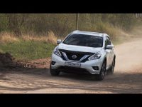 Видео тест-драйв нового Nissan Murano от Антона Воротникова