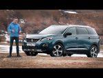 Видео тест драйв нового кроссовера Peugeot 5008 от Игоря Бурцева