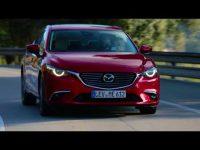 Видео тест драйв нового седана Mazda 6
