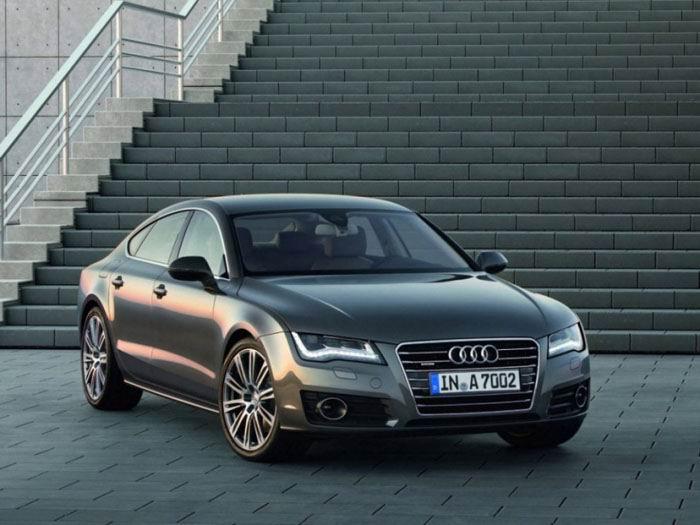 Audi а7 sportback фото