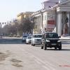Автопробег в честь Дня Защитников Отечества
